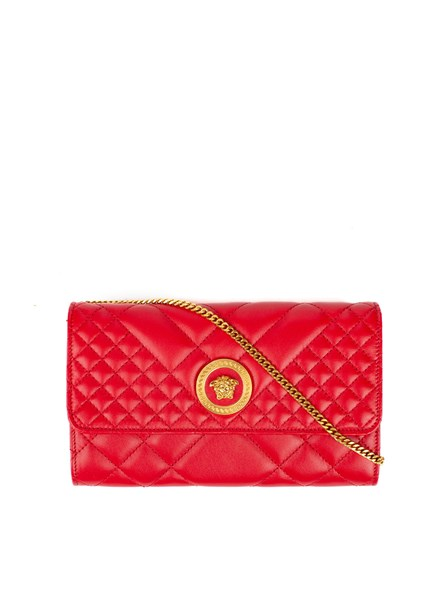 VERSACE - QUILTED MEDUSA EVENING BAG b28396f5ab832