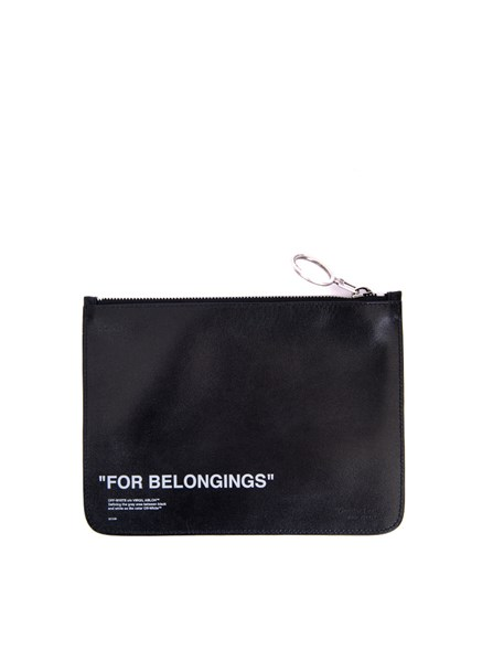 'QUOTE' POUCH